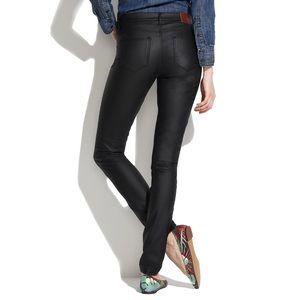 NWT Madewell Coated Jeans Sz 29